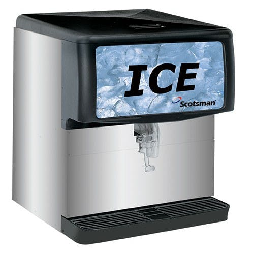 Scotsman ID150B-1 - Ice Dispenser - Countertop 150 lb. Capacity Ice dispenser sold by Elite Restaurant Equipment