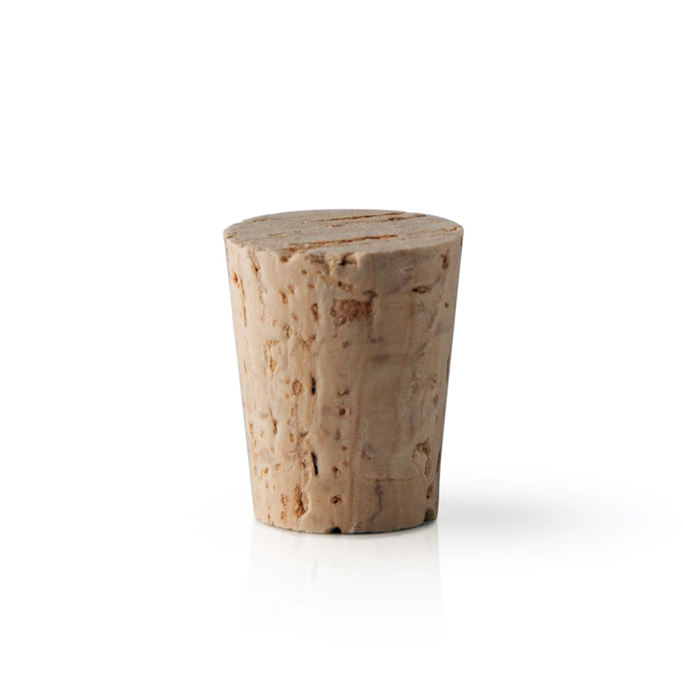 #8 Natural Tapered Cork
