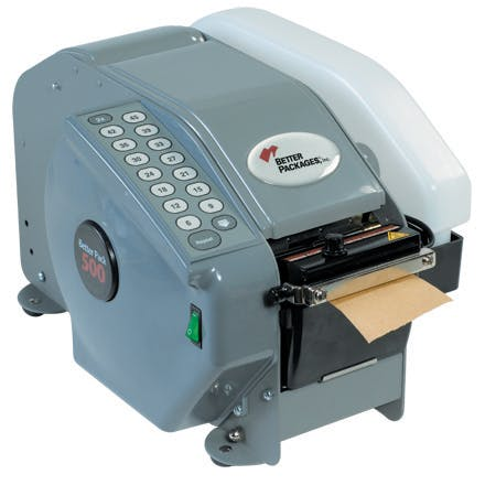 Better Pack 500 Electric Paper Tape Dispenser Case sealer/taper sold by Ameripak, Inc.