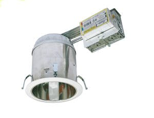 """5"""" NON-IC Remodel Recessed Housing 120V/277V HPF Electronic Ballast, - sold by RelightDepot.com"""