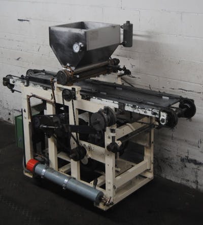 "RACINE 16"" DEPOSITOR  Hard Candy Depositor sold by Union Standard Equipment Co"