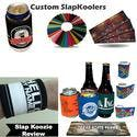 Slap and Wrap Koozies - Koozie sold by Brand U Promotional