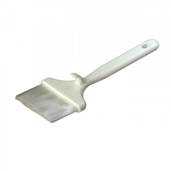 "3"" Nylon Bristle Pastry Brush w/ Grip - COP40402"