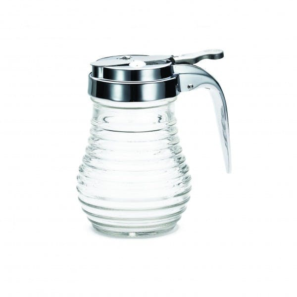 Beehive Collection™ 6 oz. Glass Syrup Server