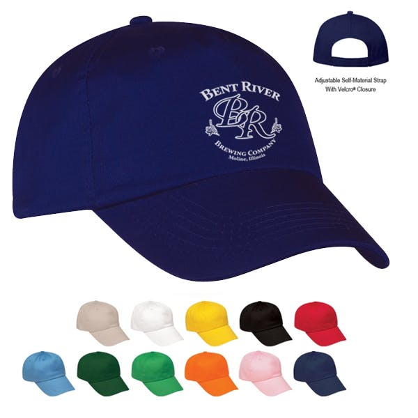 Embroidered Price Buster Cap Promotional cap sold by MicrobrewMarketing.com