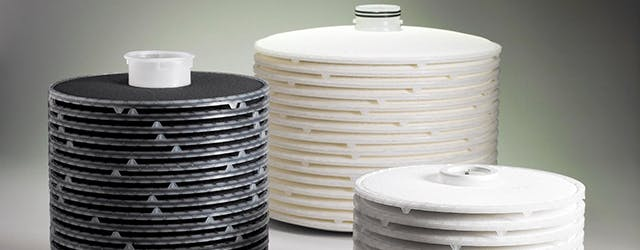Lenticular Filters Brewing filtration sold by Nova Filtration Technologies
