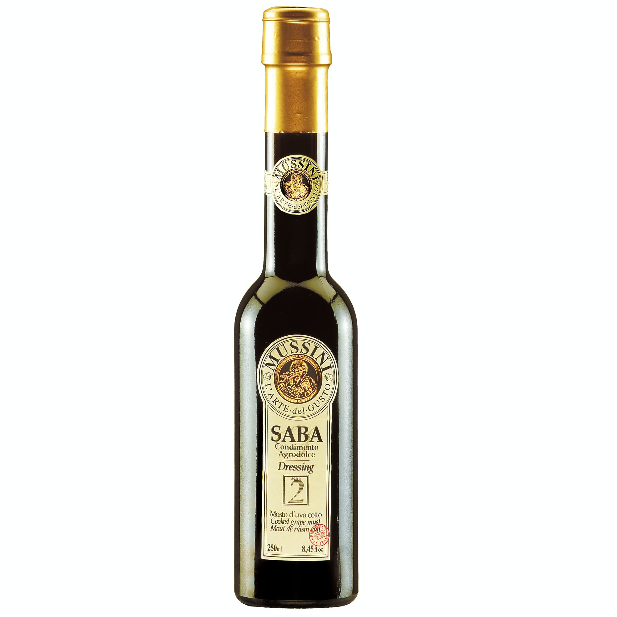 "SABA ""Mosto d'Uva Cotto"" Balsamic Vinegar Balsamic Vinegar sold by M5 Corporation"