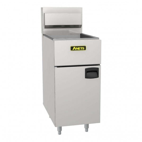 SilverLine™ 40 - 50 lb. Stainless NG Fryer