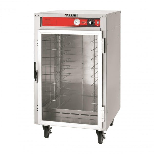 9 Pan Non-Insulated Holding & Transport Cabinet