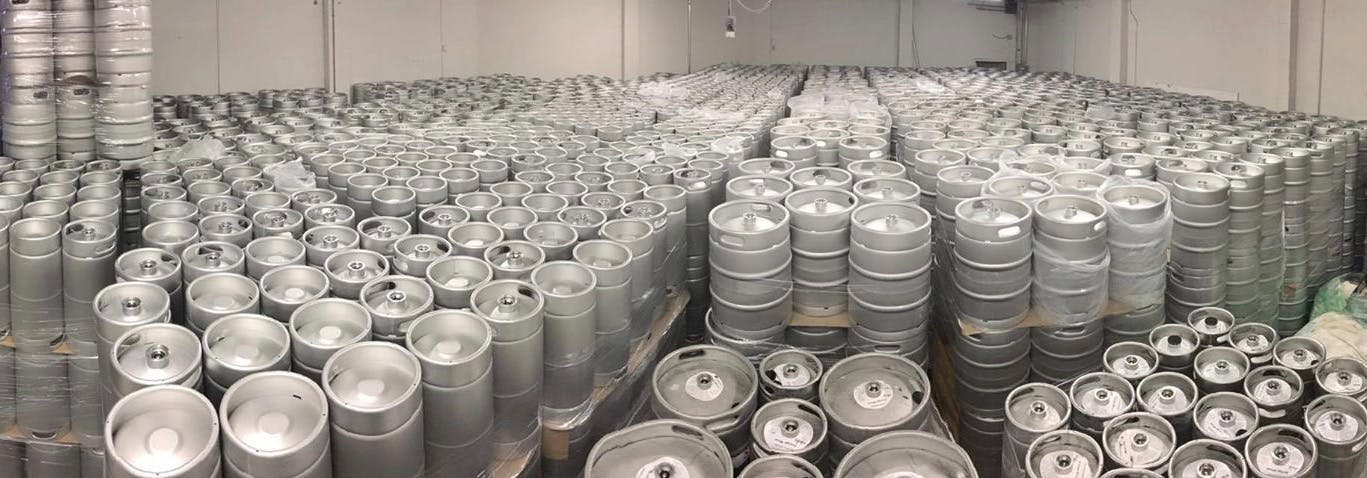 Kegs Keg sold by eLease Funding, Inc.