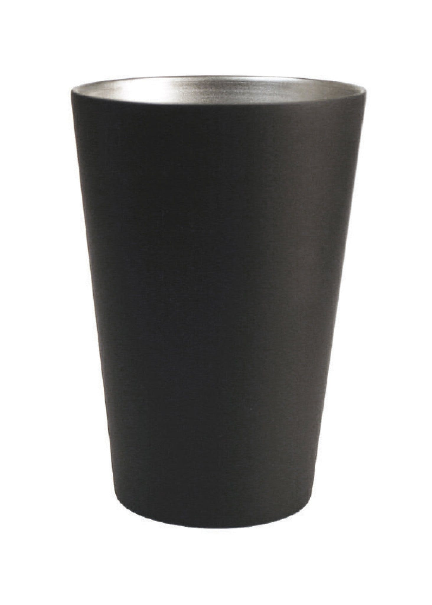 Stainless Double Wall, Matte Black - sold by Clearwater Gear