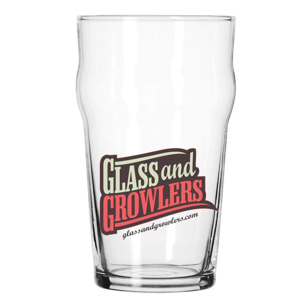 14810 English Pub Glass 10 oz Beer glass sold by Glass and Growlers