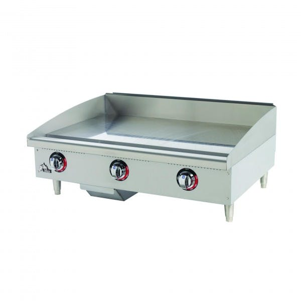 "Star-Max® 36"" Electric Countertop Griddle"