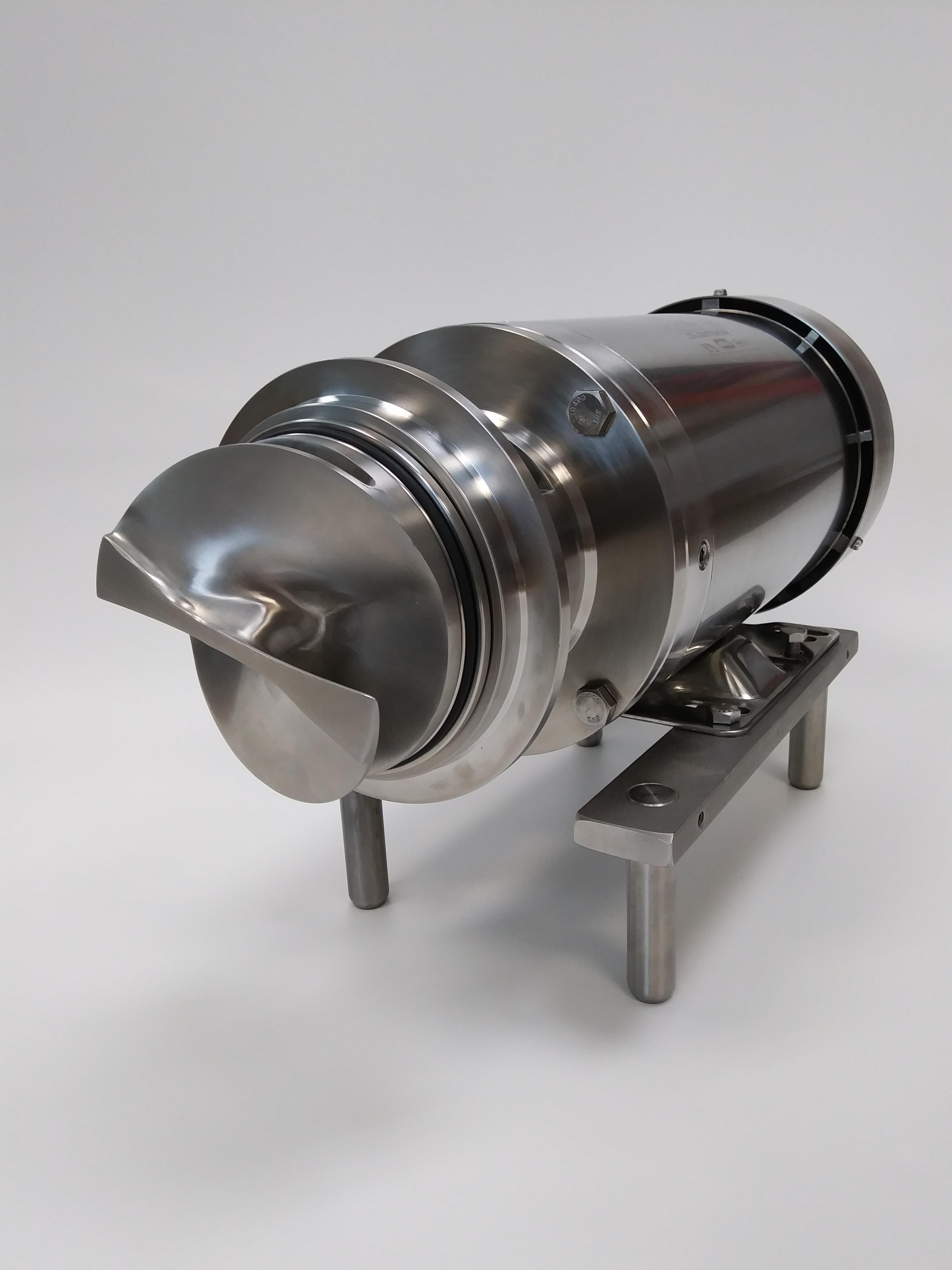 BOWPELLER®: our new, patented, low shear, centrifugal pump - sold by McFinn Technologies, LLC