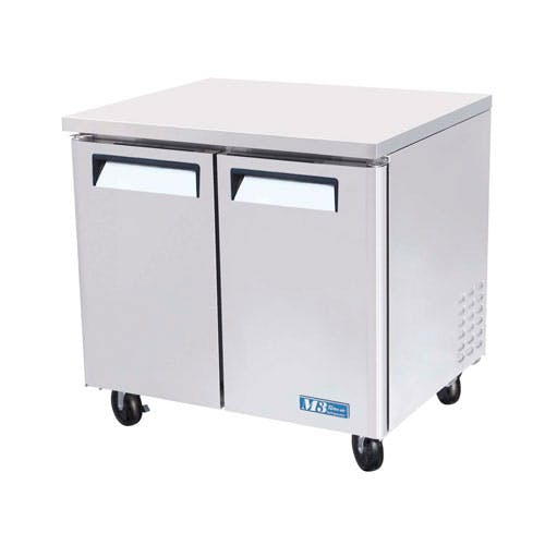 "Turbo Air - MUR-36 36"" Undercounter Refrigerator – M3 Series Commercial refrigerator sold by Food Service Warehouse"