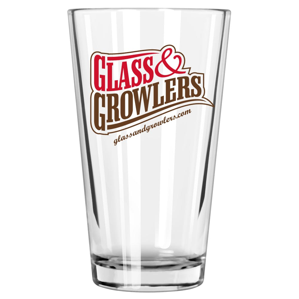 5137 Mixing Glass 20 oz Beer glass sold by Glass and Growlers