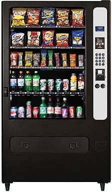 Vending Machines new and refurbished Vending machine sold by Vendweb