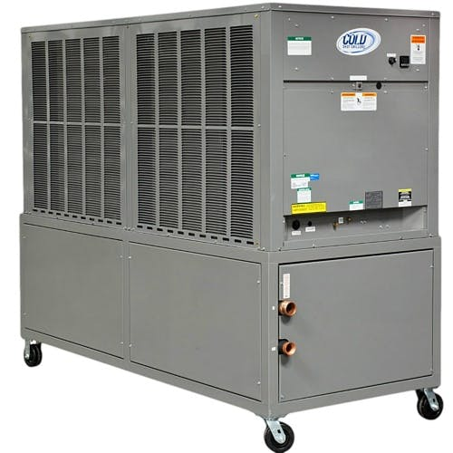 Cold Shot Glycol Chiller - 220v Three Phase, 15 Ton Glycol chiller sold by MoreFlavor