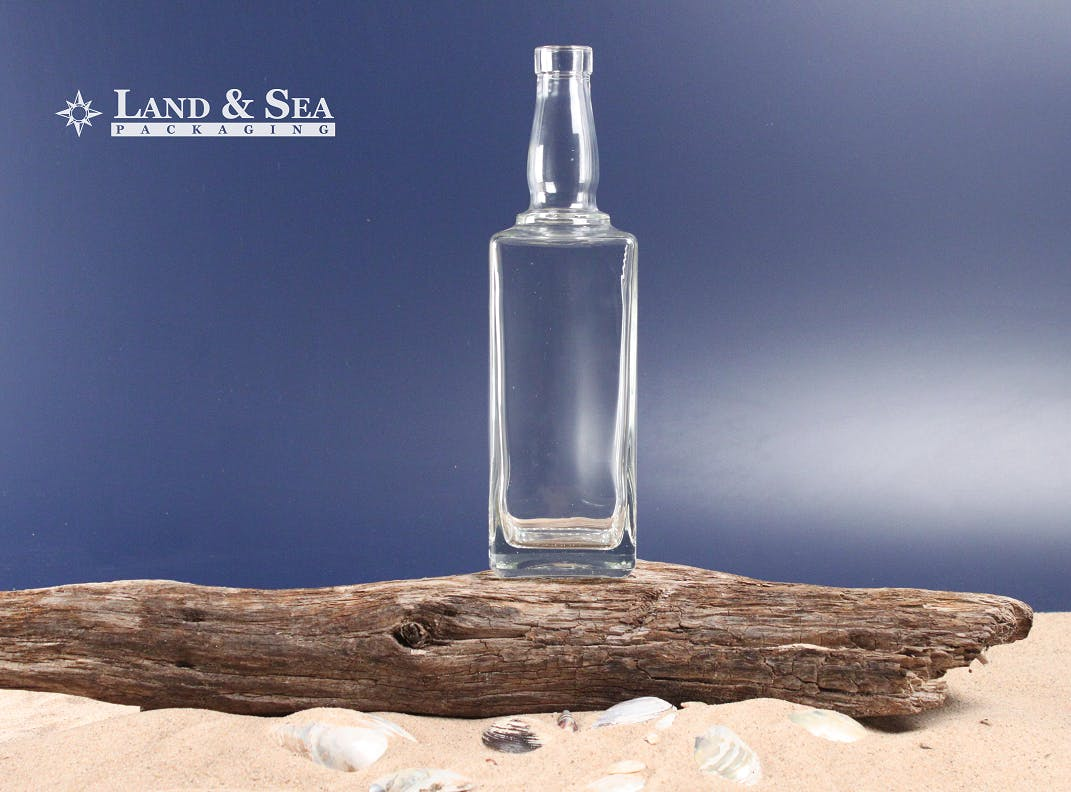 Kentucky Spirit Bottle Liquor bottle sold by Land & Sea Packaging