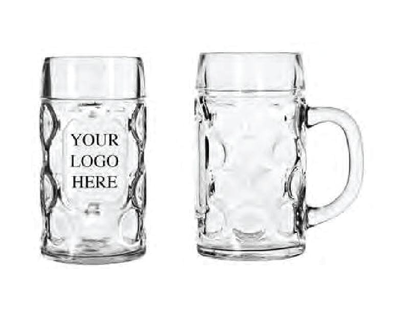 12029521 - Libbey 21.25 oz Oktoberfest Beer Mug Beer glass sold by ARTon Products
