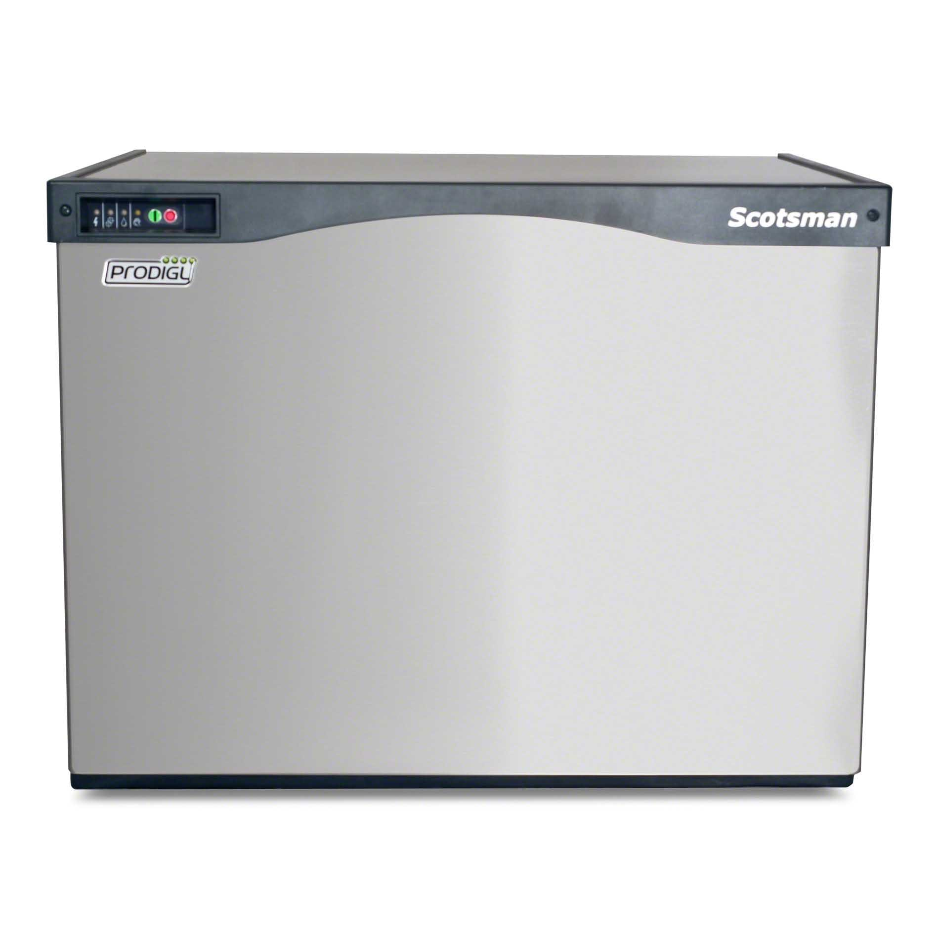 Scotsman - C0630SW-32A 722 lb Half Size Cube Ice Machine - Prodigy Series Ice machine sold by Food Service Warehouse