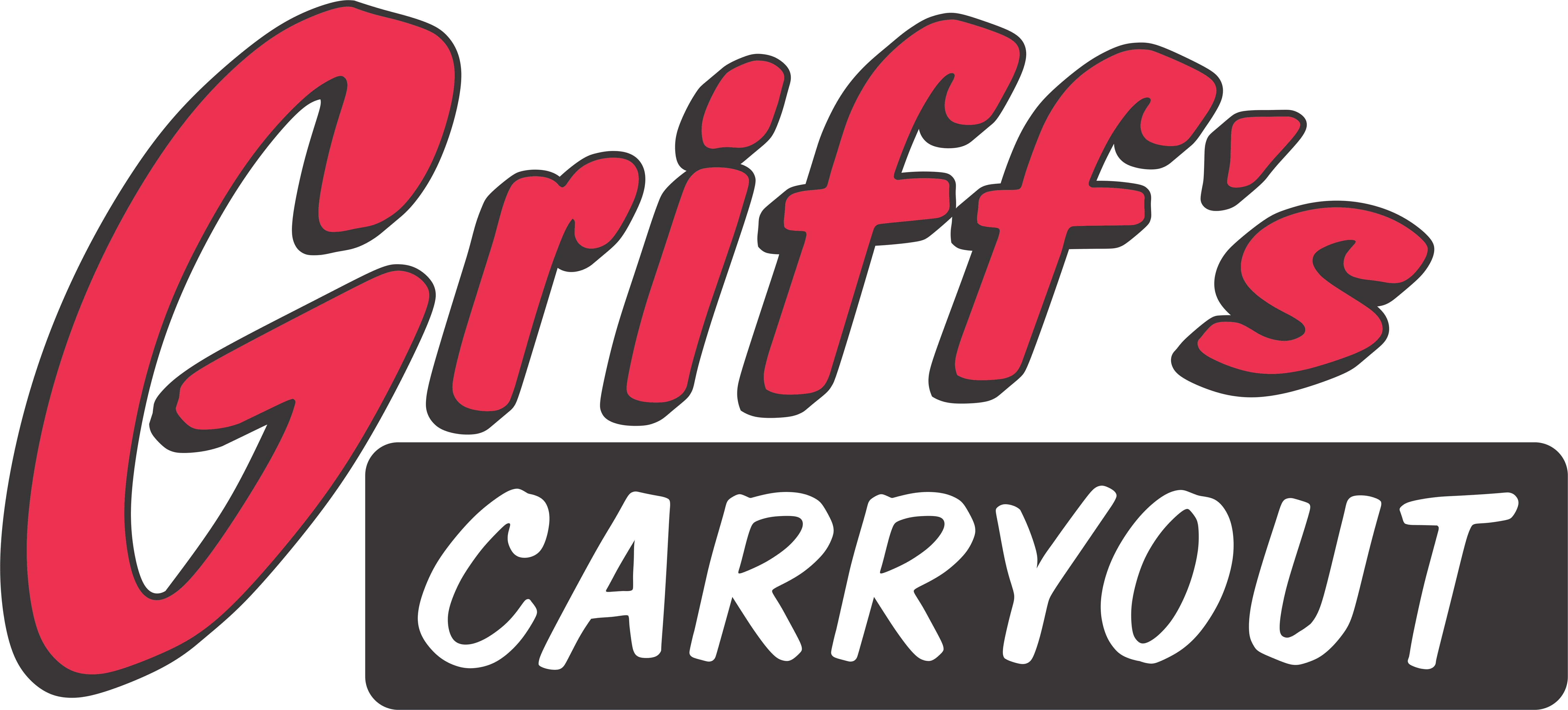 Griff's Carryout logo
