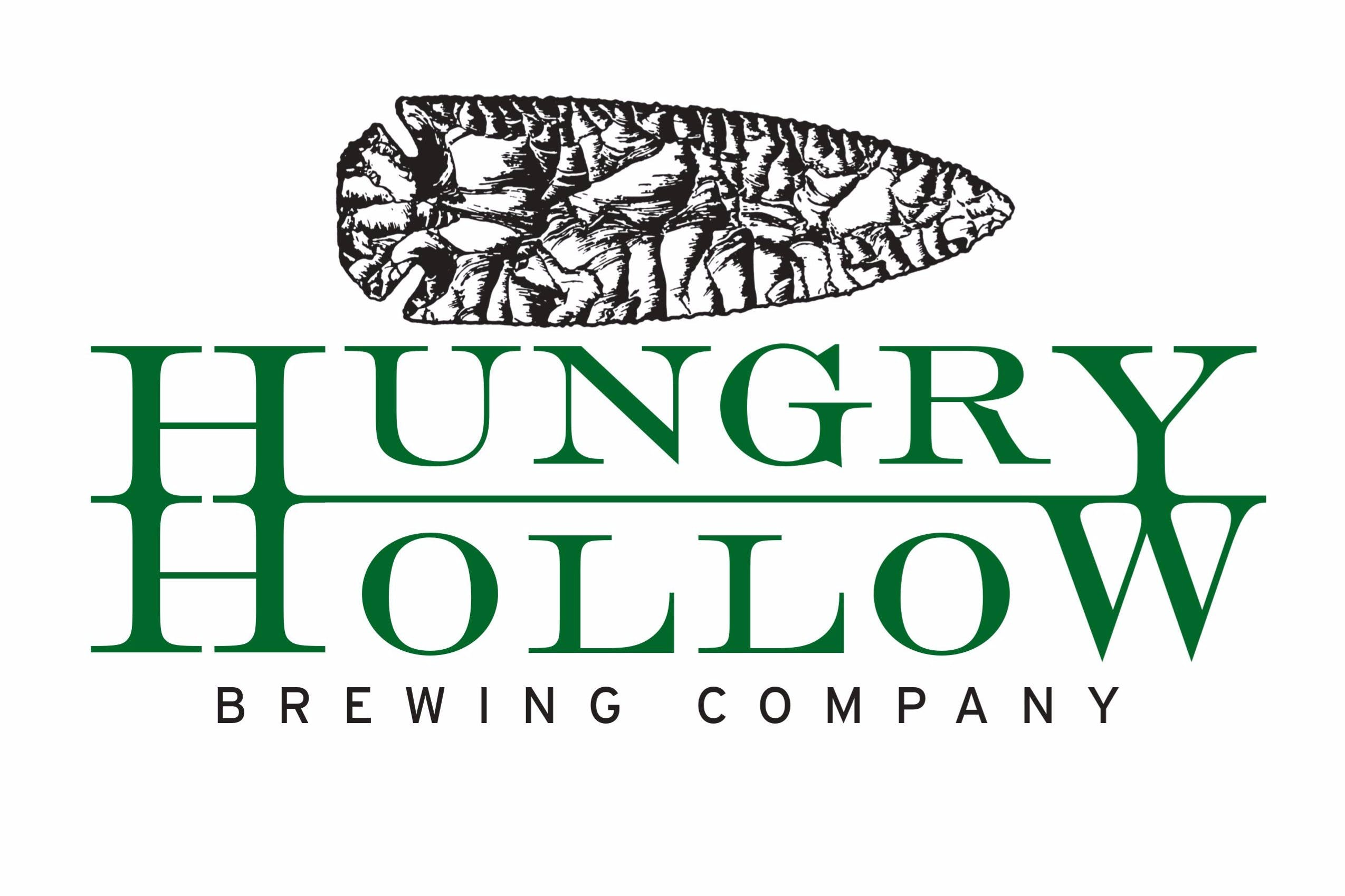 Hungry Hollow Brewing Co. logo