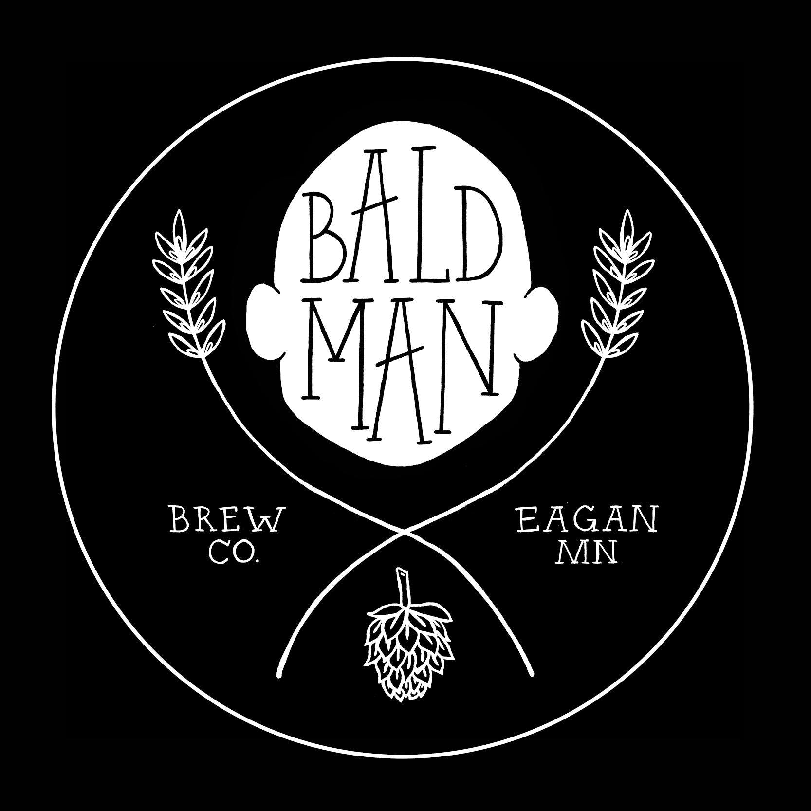 Bald Man Brewing logo