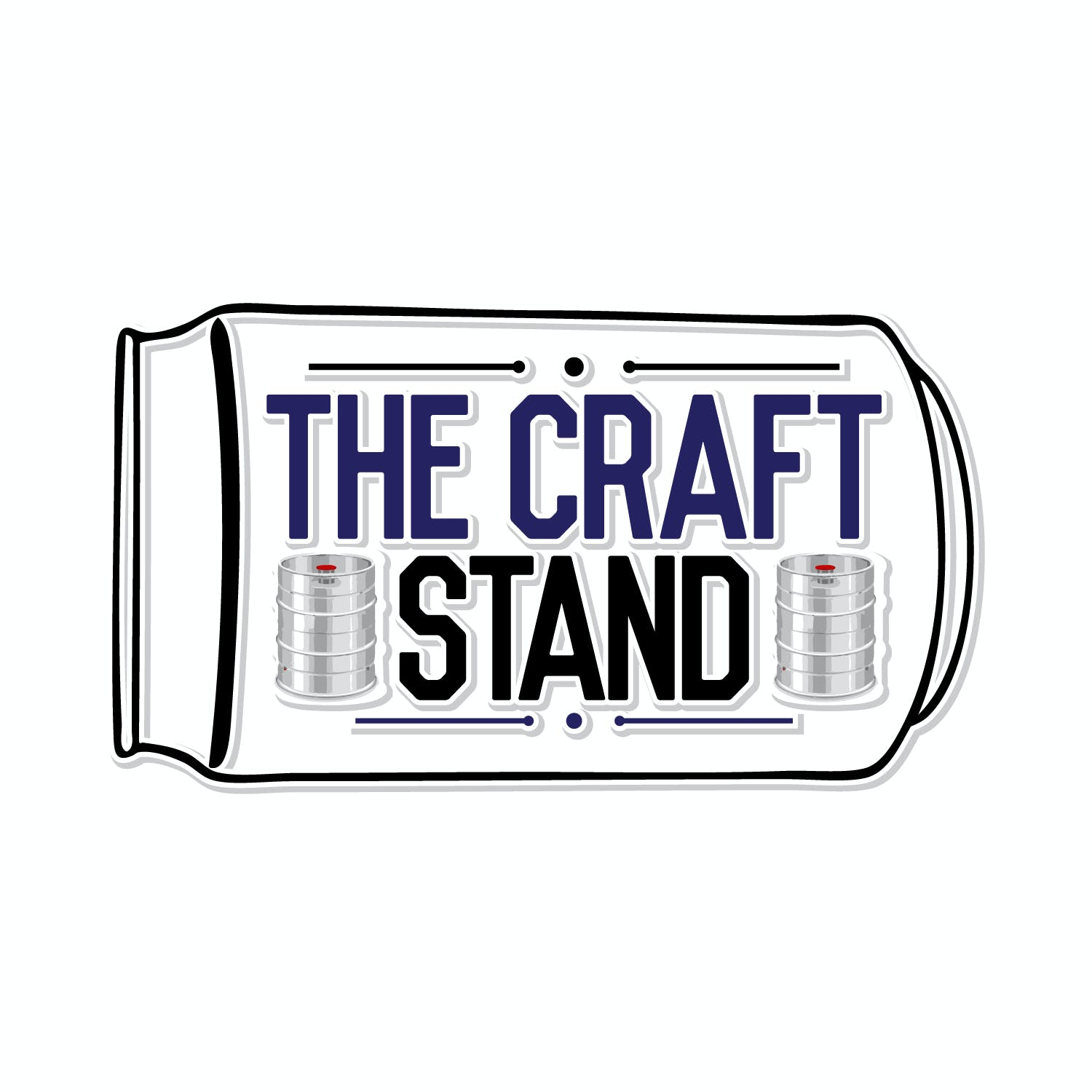 The Craft Stand logo