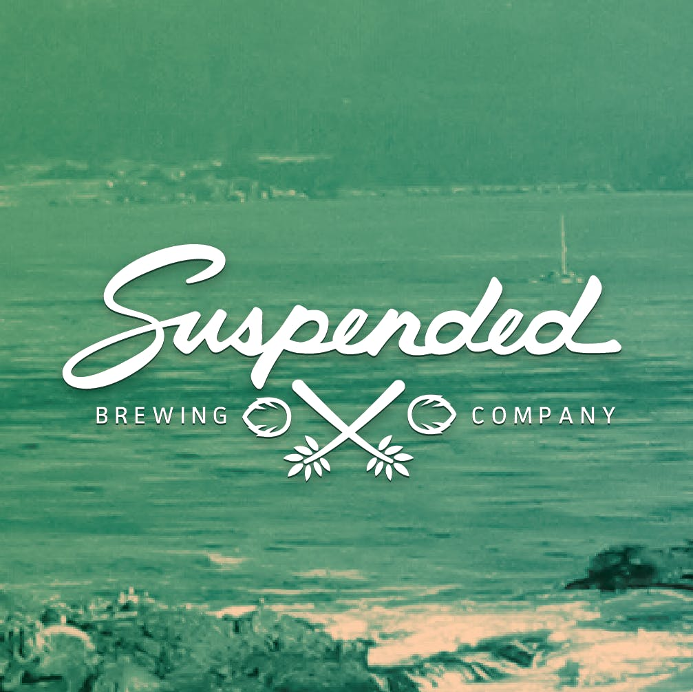 Suspended Brewing Company logo