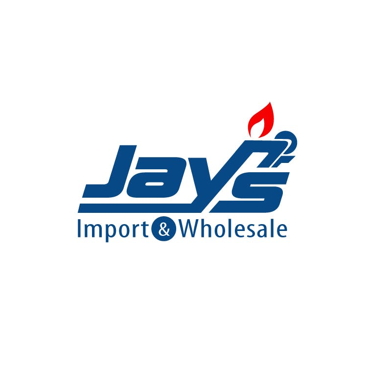 Jay's Import & Wholesale logo