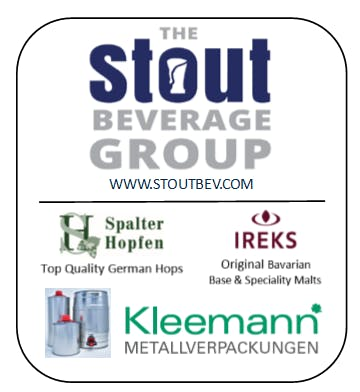 The Stout Beverage Group logo
