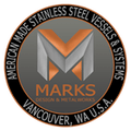 Marks Design and Metalworks logo
