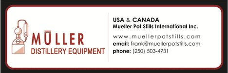 Mueller Pot Stills Inc