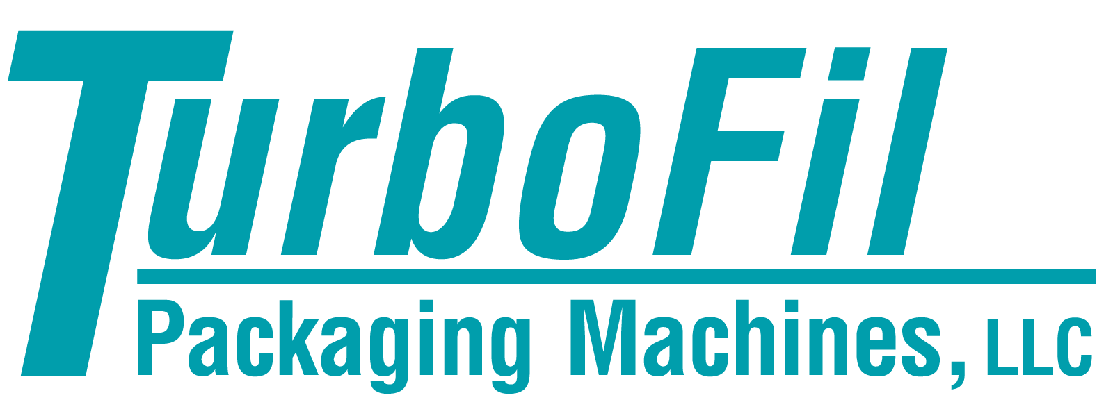 TurboFil Packaging Machines logo