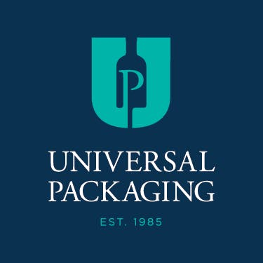 Universal Packaging logo