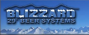 Blizzard Beer Systems logo