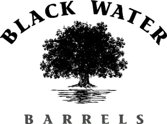 Black Water Barrels logo