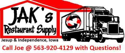 Jak's Restaurant Supply logo