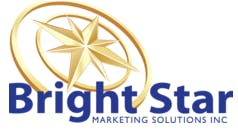 Bright Star Marketing Solutions logo
