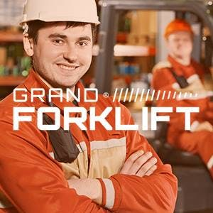 Grand Forklift logo