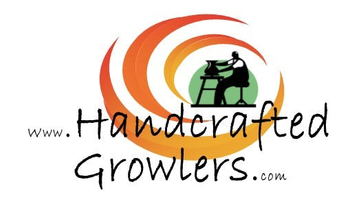 Hand Crafted Growlers logo
