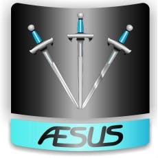 Aesus Systems logo