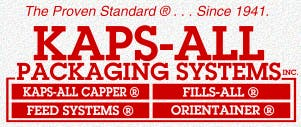 Kaps-All Packaging Systems, Inc. logo