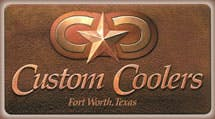 Custom Coolers LLC logo