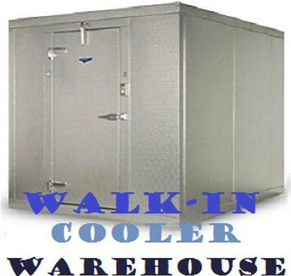 WALKINCOOLER WAREHOUSE logo
