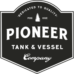 Pioneer Tank and Vessel logo