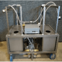 Double Head Keg Washer