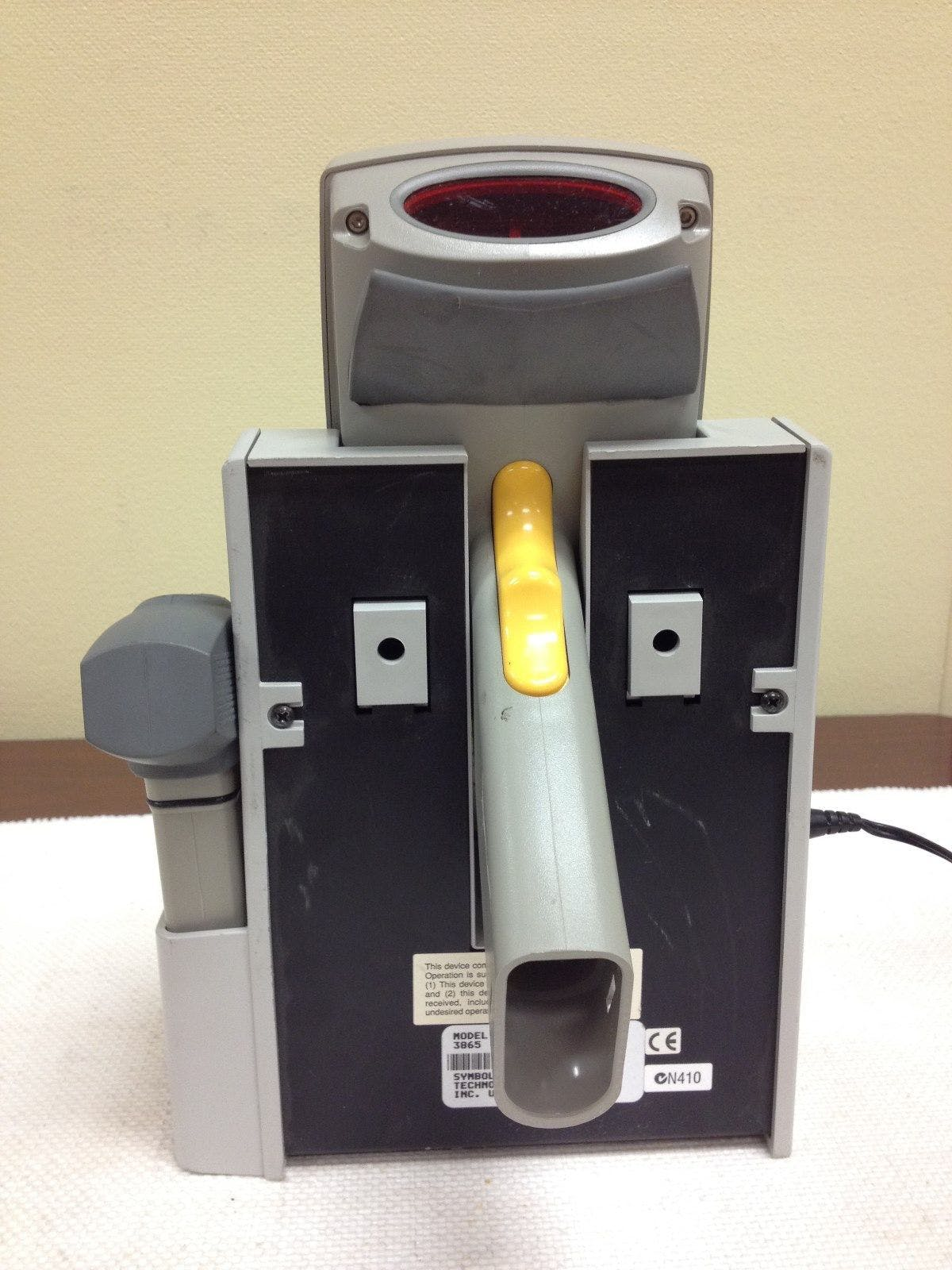 Symbol PDT6800-NOS64000 with Battery and Charging Station - sold by W. H. Cooke & Co., Inc.