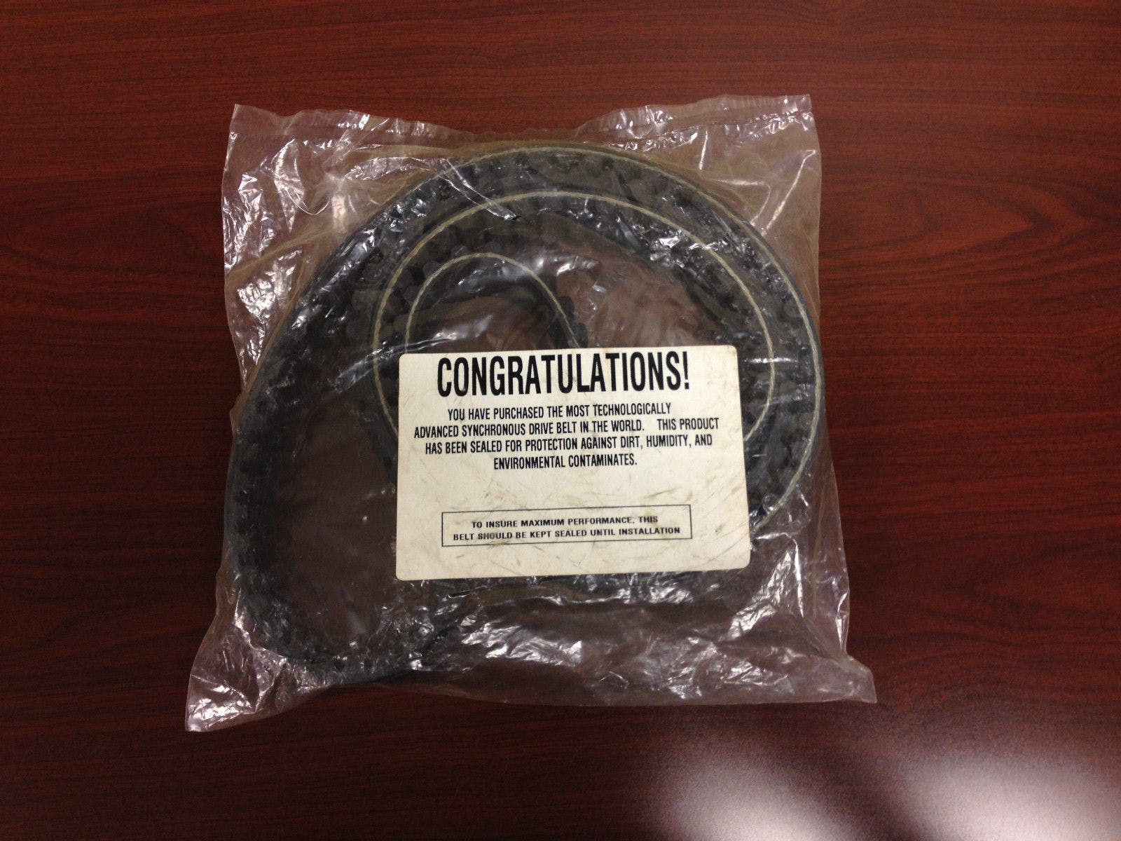 Browning RRP Panther 2100PTH14M-42 Synchronous Drive Belt - sold by W. H. Cooke & Co., Inc.